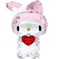 My Melody Red Heart - Figurines & decorations - Swarovski Online Shop
