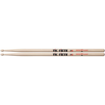 Vic Firth American Classic 8D Wood Tip Drumsticks
