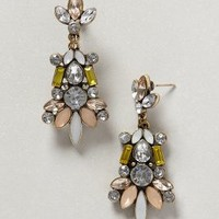 Chibae Earrings by Anthropologie Peach One Size Earrings