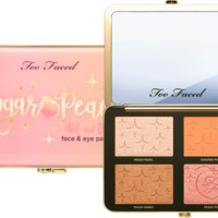 Sugar Peach Wet & Dry Face & Eye Palette