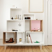 MODULE R | Muuto Stacked Shelving System