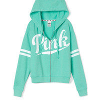 Full-Zip Hoodie - PINK - Victoria's Secret