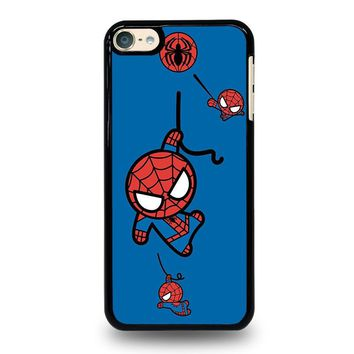 SPIDERMAN KAWAII Marvel Avengers iPod Touch 4 5 6 Case Cover