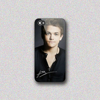 Hunter Hayes Signature - Print on Hard Cover for iPhone 4/4s, iPhone 5/5s, iPhone 5c - Choose the option in right side