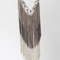 The Situation Mixed Metal Necklace