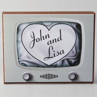 "Printable Vintage/ Retro Television ""I Love Lucy""-inspired Gift/ Favor Box from party pooped"