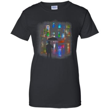 Adorable Night Street Photography 2017 T Shirt