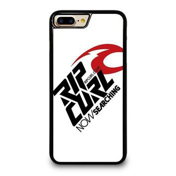 RIP CURL SURFING iPhone 4/4S 5/5S/SE 5C 6/6S 7 8 Plus X Case