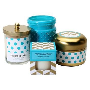 SOHO Brights Toasted Coconut Candle Collection : Target