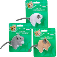 Bulk Plush Mouse Cat Toys at DollarTree.com