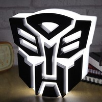 Transformers Autobot USB Light : TruffleShuffle.com