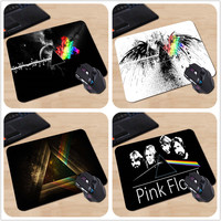 Pink floyd Best Soft Gaming Mouse Games Black Desk Mousepads