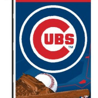 "Chicago Cubs 11""x15"" Garden Flag"