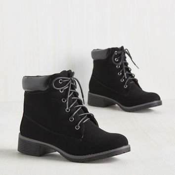 Benefit of the Scout Boot | Mod Retro Vintage Boots | ModCloth.com