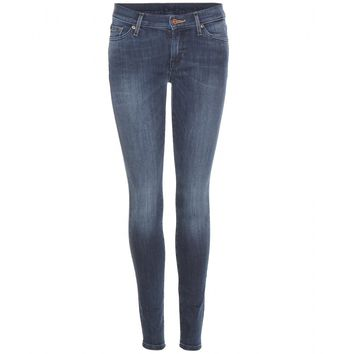 7 for all mankind - the super skinny jeans