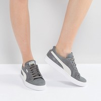 Puma Suede Classic Sneakers In Khaki at asos.com