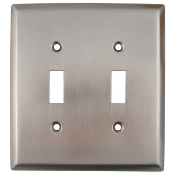 Double Switch Plate