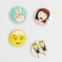 Peace Sign Emoji Magnets | Stationery | rue21