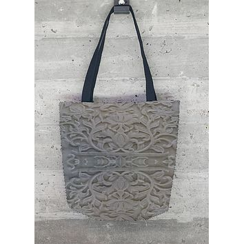 Marble Carving Tote 2