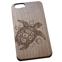 Wood Iphone 6s Case, Sea Turtle Iphone 6s Case,iphone 6 and 6s Case