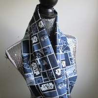 Star Wars Comic Infinity Scarf