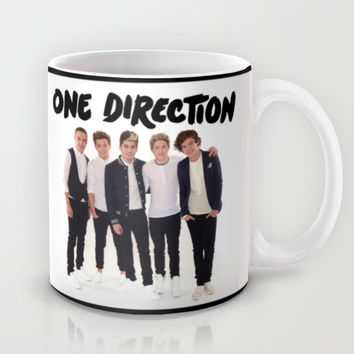 One Direction Mug by Marianna