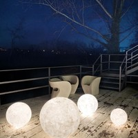 Nebulite® Floor lamp EX MOON Luna Collection by In-es.artdesign