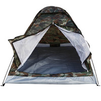 2 Person Single Layer Camping Tents Waterproof