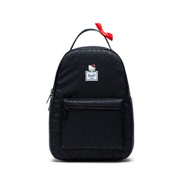 Herschel x Hello Kitty Nova Small Backpack: Black