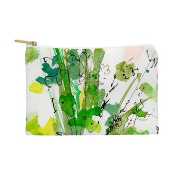Ginette Fine Art Top Of A Carrot Pouch