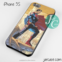 man of steel Phone case for iPhone 4/4s/5/5c/5s/6/6 plus