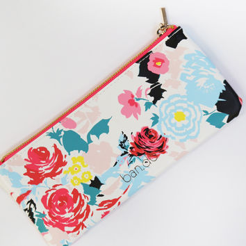 Ban.do Get It Together Pencil Pouch - Floral