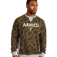 Crooks & Castles Outfitters Sweatshirt Camo - Zappos.com Free Shipping BOTH Ways