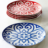 Portion-Control Dinner Plates