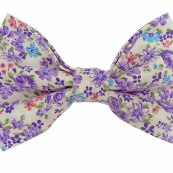 Floral Statement Bow