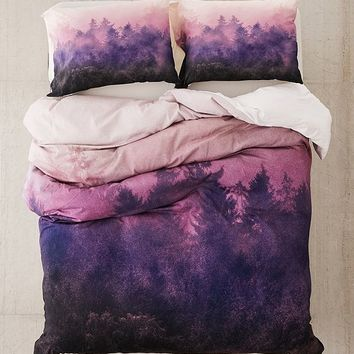 Tordis Kayma For Deny The Heart Of My Heart Duvet Cover | Urban Outfitters