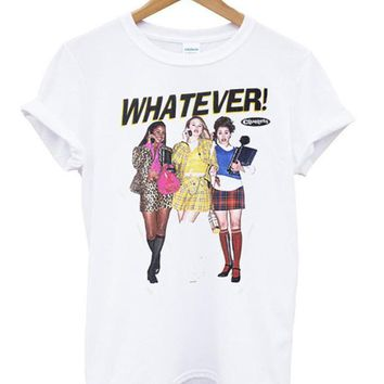 Clueless Whatever Custom Men's Gildan Adult T-Shirt