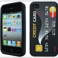 Hot Credit Card Soft Silicone Ru...