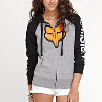 Fox Womens Hoodies and Fleece at PacSun.com.