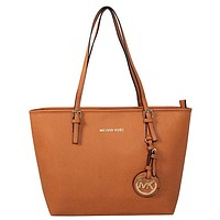 Michael Kors Women Fashion Leather Tote Handbag Shoulder Bag Crossbody Satchel