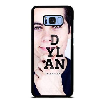 DYLAN O'BRIEN Samsung Galaxy S8 Plus Case Cover