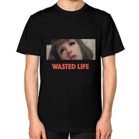 Wasted Life Mia Tee (on man)