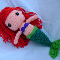 FREE SHIP  Ariel- The Little Mermaid