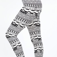 Leggings-W &B Tribal