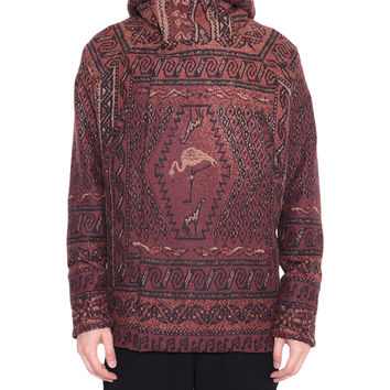 Paul Smith Wool Blend Jacket with Hood
