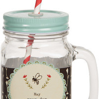 May your day bee filled with sweetness Glass Mug