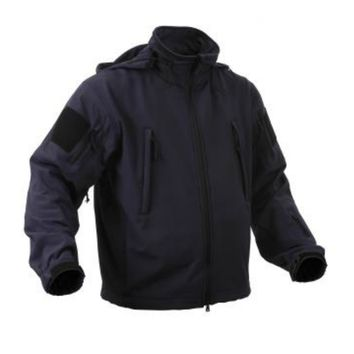Special Ops Tactical Soft Shell Jacket | Navy