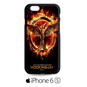 The Hunger Games mockingjay part one iPhone 6S  Case