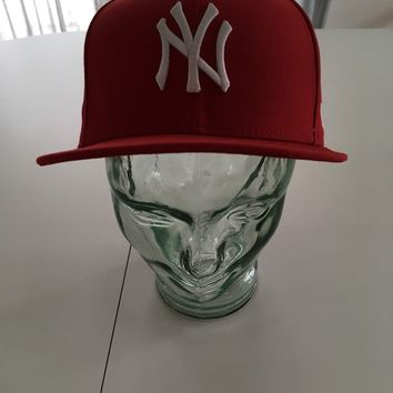New Era Cap 59Fifty Fitted New York Yankees, NY, Baseball Cap, Gr. 7 1/2, 59,6cm