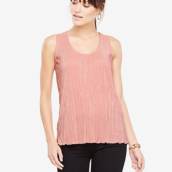 Pleated Shell | Ann Taylor